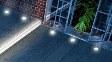 megalite LED Light system