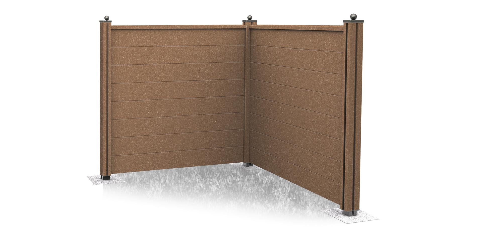 le syst me de terrasse pare vue. Black Bedroom Furniture Sets. Home Design Ideas