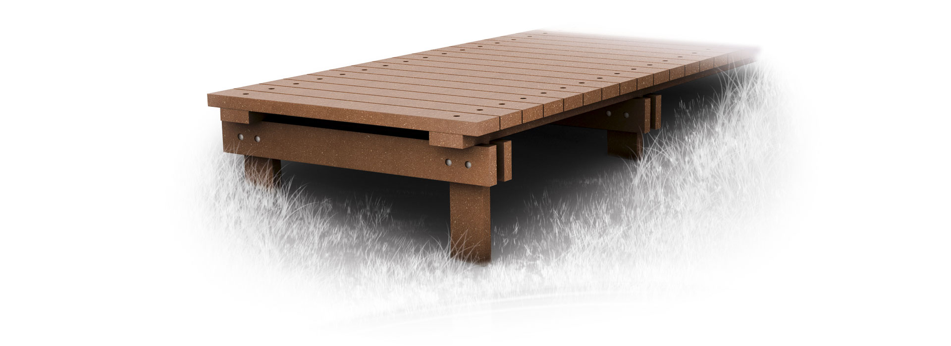 Steg megawood terrassensystem for Kann terrassenplaner