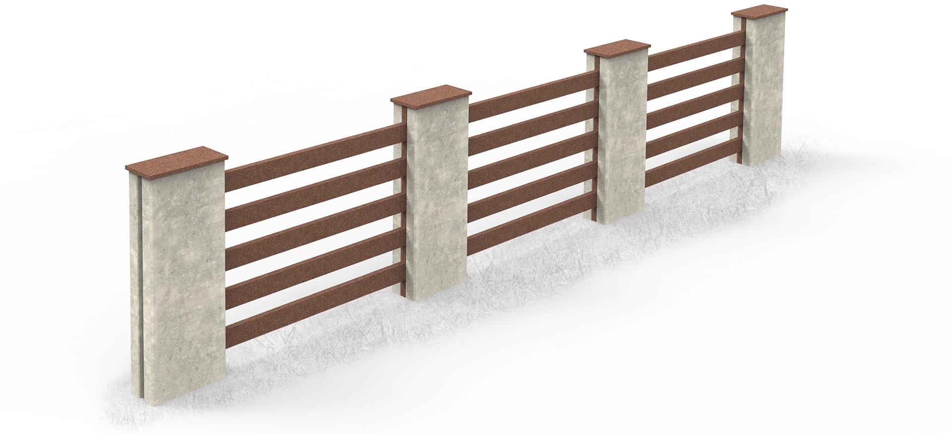 Berühmt megawood Terrassensystem - Gartenbank RG97