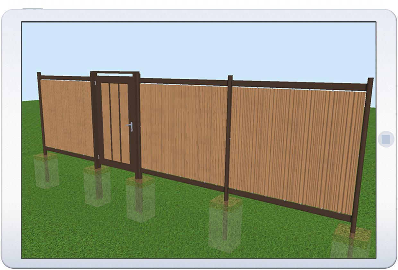 Megawood Terrassensystem Megaplaner